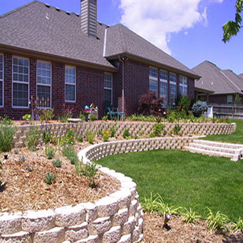 Beautiful Landscaping Project